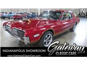 1968 Mercury Cougar for sale in Indianapolis, Indiana 46268