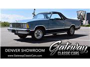 1980 Chevrolet El Camino for sale in Englewood, Colorado 80112