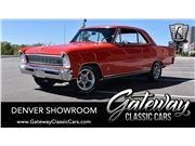1966 Chevrolet Nova II for sale in Englewood, Colorado 80112