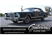 1978 Lincoln Continental Mark V for sale in Englewood, Colorado 80112