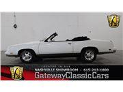 1983 Oldsmobile Cutlass Supreme for sale in La Vergne, Tennessee 37086