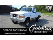 1995 Ford F150 for sale in Dearborn, Michigan 48120