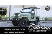 1964 Jeep CJ5 for sale in Ruskin, Florida 33570