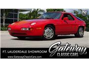 1988 Porsche 928 for sale in Coral Springs, Florida 33065