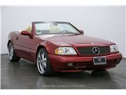 1999 Mercedes-Benz SL500 for sale in Los Angeles, California 90063