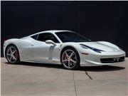 2014 Ferrari 458 Italia for sale in Houston, Texas 77090