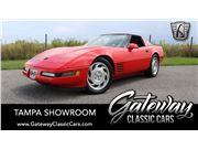 1993 Chevrolet Corvette for sale in Ruskin, Florida 33570