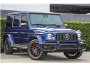 2019 Mercedes-Benz AMG G 63 for sale in Beverly Hills, California 90211