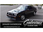1985 Dodge Daytona for sale in Englewood, Colorado 80112