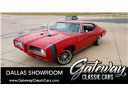 1968 Pontiac GTO for sale in DFW Airport, Texas 76051