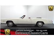 1975 Cadillac Eldorado for sale in Tinley Park, Illinois 60487