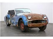 1960 Triumph TR3 for sale in Los Angeles, California 90063