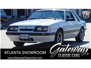 1986 Ford Mustang for sale in Alpharetta, Georgia 30005