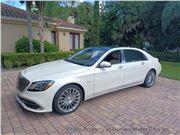 2020 Mercedes-Benz S-Class for sale in Deerfield Beach, Florida 33441