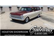 1963 Chevrolet Nova for sale in Houston, Texas 77090