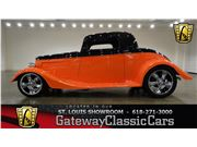 1934 Ford 3 Window for sale in O'Fallon, Illinois 62269