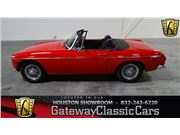 1972 MG MGB for sale in Houston, Texas 77060