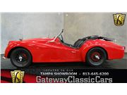 1959 Triumph TR3A for sale in Ruskin, Florida 33570