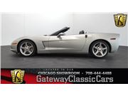 2005 Chevrolet Corvette for sale in Tinley Park, Illinois 60487