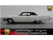 1970 Cadillac Coupe deVille for sale in Houston, Texas 77060