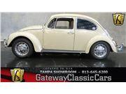 1967 Volkswagen Beetle for sale in Ruskin, Florida 33570