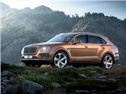 2017 Bentley Bentayga SUV for sale in High Point, North Carolina 27262