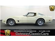 1981 Chevrolet Corvette for sale in Indianapolis, Indiana 46268
