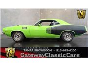 1971 Plymouth Cuda for sale in Ruskin, Florida 33570