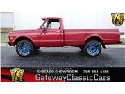1970 Chevrolet C20 for sale in Tinley Park, Illinois 60487