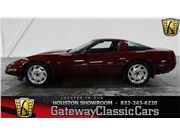 1993 Chevrolet Corvette for sale in Houston, Texas 77060