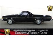 1972 Chevrolet El Camino for sale in Indianapolis, Indiana 46268