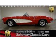 1961 Chevrolet Corvette for sale in O'Fallon, Illinois 62269