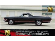 1968 Chevrolet El Camino for sale in Houston, Texas 77060