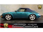 1996 Porsche 911 Carrera for sale in Ruskin, Florida 33570