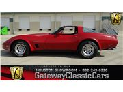 1982 Chevrolet Corvette for sale in Houston, Texas 77060