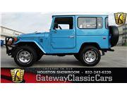 1981 Toyota Land Cruiser for sale in Houston, Texas 77060