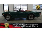 1972 Triumph TR 6 for sale in DFW AIRPORT, Texas 76051