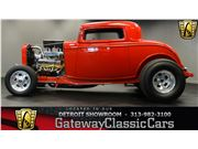 1932 Ford 3 Window for sale in Dearborn, Michigan 48120