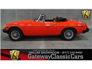 1979 MG B for sale in DFW AIRPORT, Texas 76051