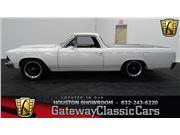1966 Chevrolet El Camino for sale in Houston, Texas 77060