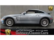 2005 Chrysler Crossfire for sale in DFW AIRPORT, Texas 76051