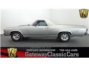 1972 Chevrolet El Camino for sale in Tinley Park, Illinois 60487