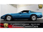 1987 Chevrolet Corvete for sale in Coral Springs, Florida 33065