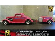 1934 Ford 3 Window Coupe for sale in Ruskin, Florida 33570