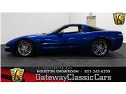 2002 Chevrolet Corvette for sale in Houston, Texas 77060