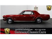 1966 Ford Mustang for sale in Houston, Texas 77060