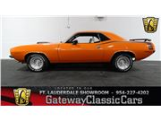 1970 Plymouth Barracuda for sale in Coral Springs, Florida 33065