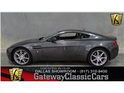 2007 Aston Martin V8 Vantage for sale in DFW AIRPORT, Texas 76051