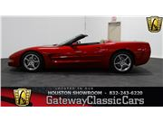 2001 Chevrolet Corvette for sale in Houston, Texas 77060