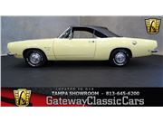 1968 Plymouth Barracuda for sale in Ruskin, Florida 33570